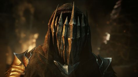 Nazgul in Middle-Earth Shadow of War