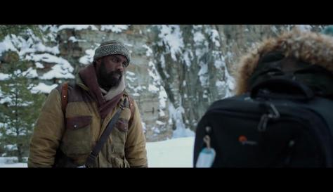 Idris Elba in The Mountain Between Us