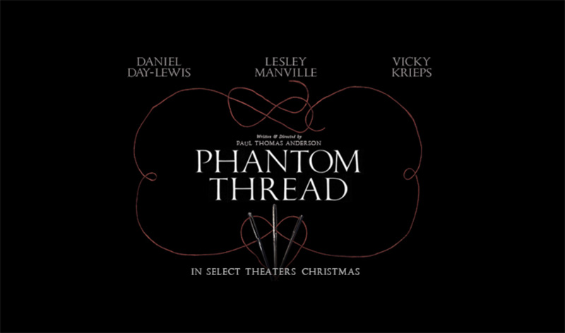 Phantom Thread Header