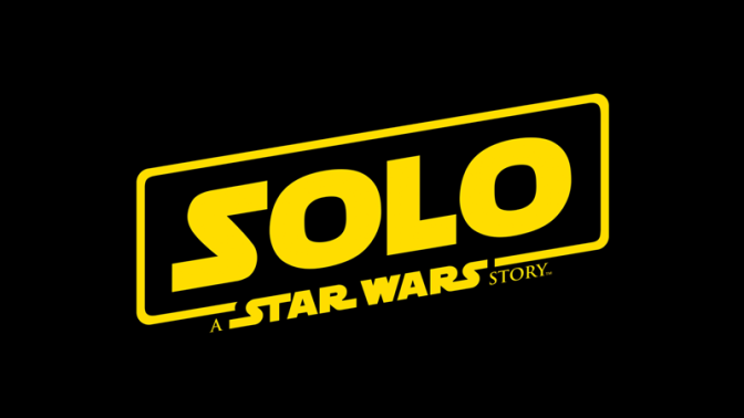 Han Solo Movie Wraps; Official Title Announced