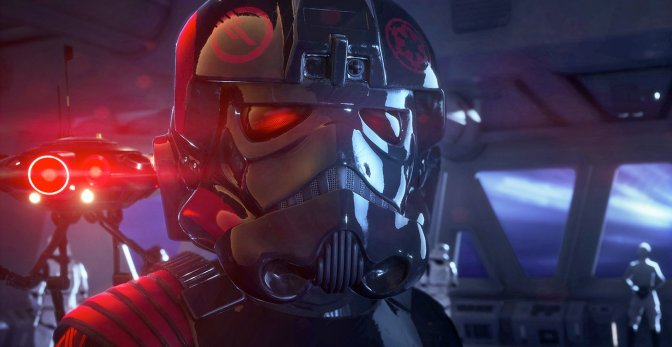 Star Wars: Battlefront II Story Trailer (Xbox, Playstation, PC – 2017)