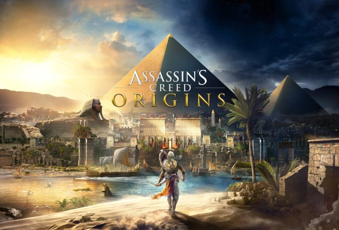 Assassin's Creed: Origins Complete Achievement List (Xbox, PS4, PC – 2017)