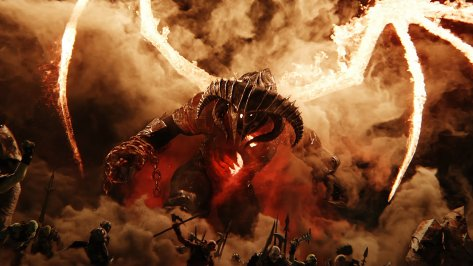 Balrog in Middle-Earth Shadow of War