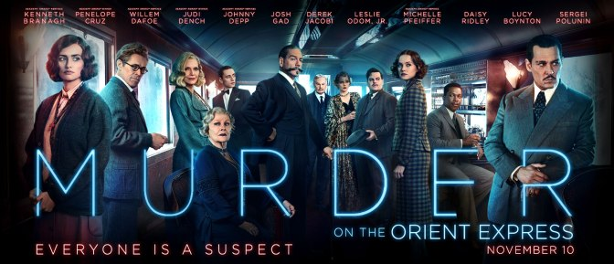 In Theaters This Week (11/10/2017): Murder on the Orient Express, Daddy's Home 2, Three Billboards