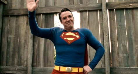Ben Affleck as George Reeves in Hollywoodland
