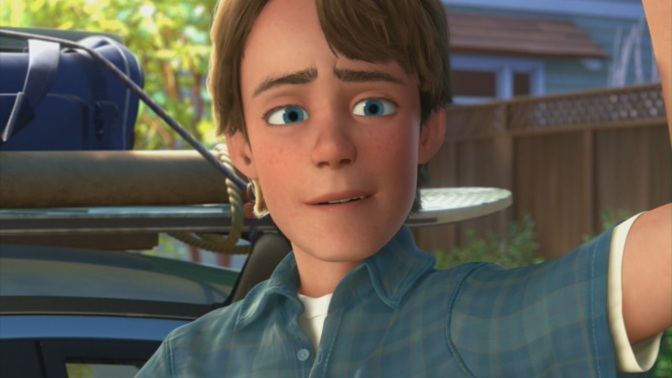 "My Favorite Scene: Toy Story 3 (2010) ""Saying Goodbye"""