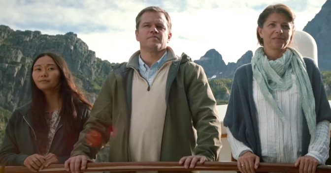 Downsizing Trailer #2 (2017) *Go Big By Going Small*