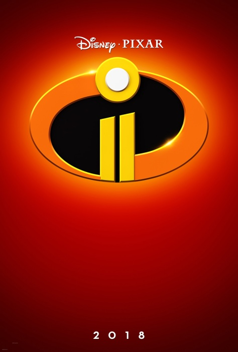 The Incredibles 2 Poster