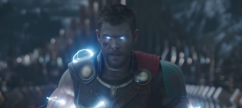 Chris Hemsworth in Thor: Ragnarok