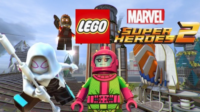 LEGO Marvel Super Heroes 2 Complete Achievement List (XBOX, PS4, PC – 2017)