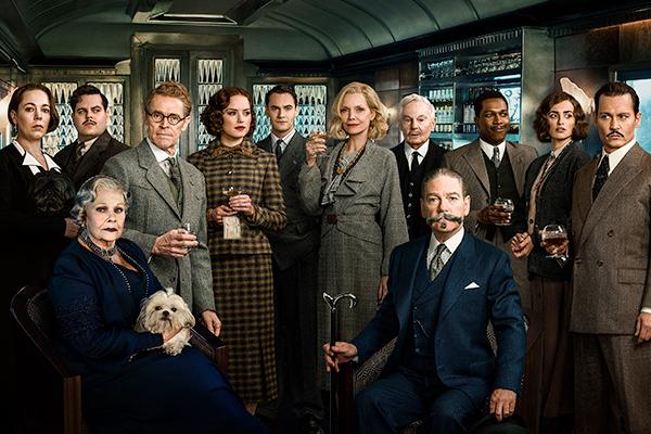 Murder on the Orient Express Cast
