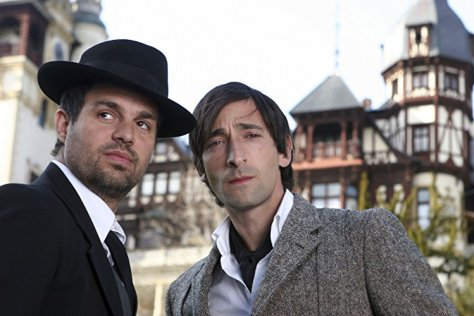 Mark Ruffalo and Adrien Brody in The Brothers Bloom