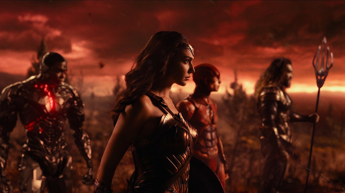 Movie Review: Justice League (2017) *Just Mediocre*