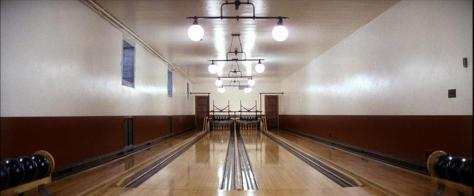There Will Be Blood's Bowling Alley