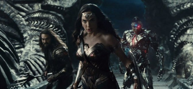 In Theaters This Week (11/17/2017): Justice League, Wonder, and The Star