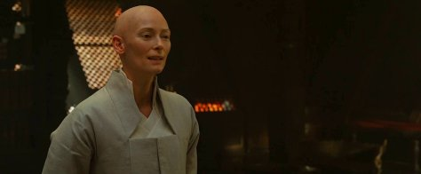 Tilda Swinton in Doctor Strange