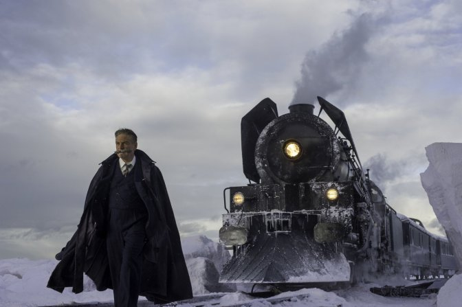 Movie Review: Murder on the Orient Express (2017) *The Scenery Is Nice, But The Ride Is Bumpy*