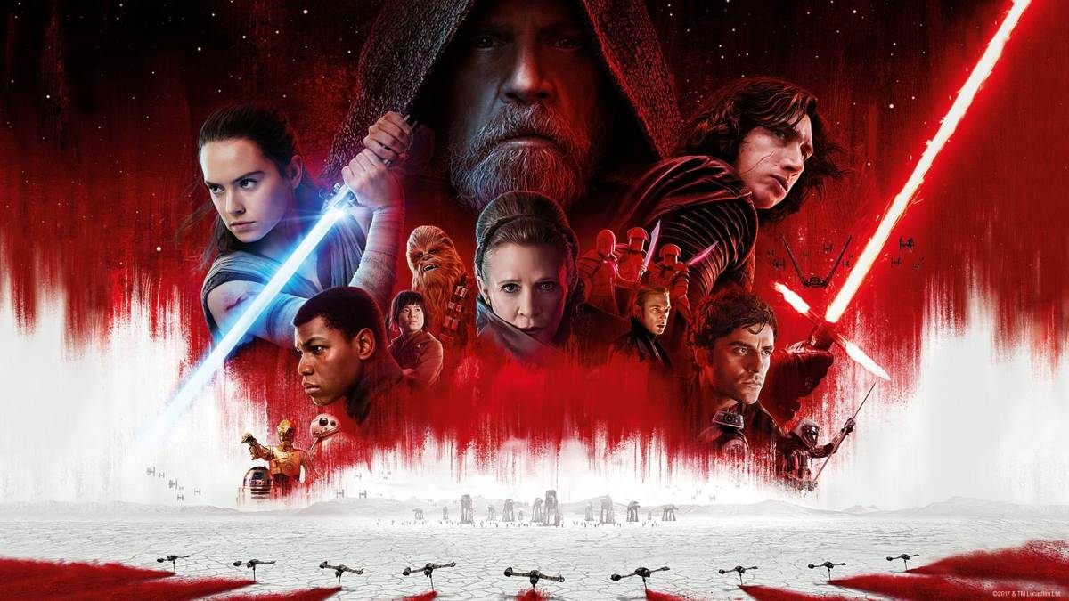 POLL RESULTS: Star Wars The Last Jedi's Community Rating