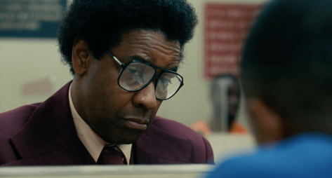 Denzel Washington in Roman J. Israel Esq