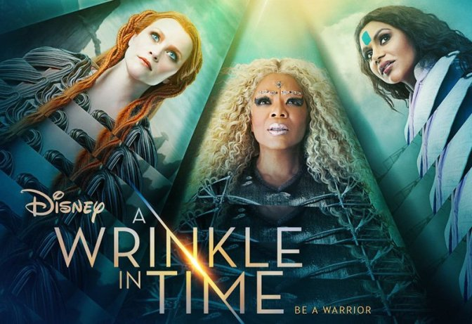 A Wrinkle in Time Trailer #2 (2018) *This is NOT A Wrinkle in Time*