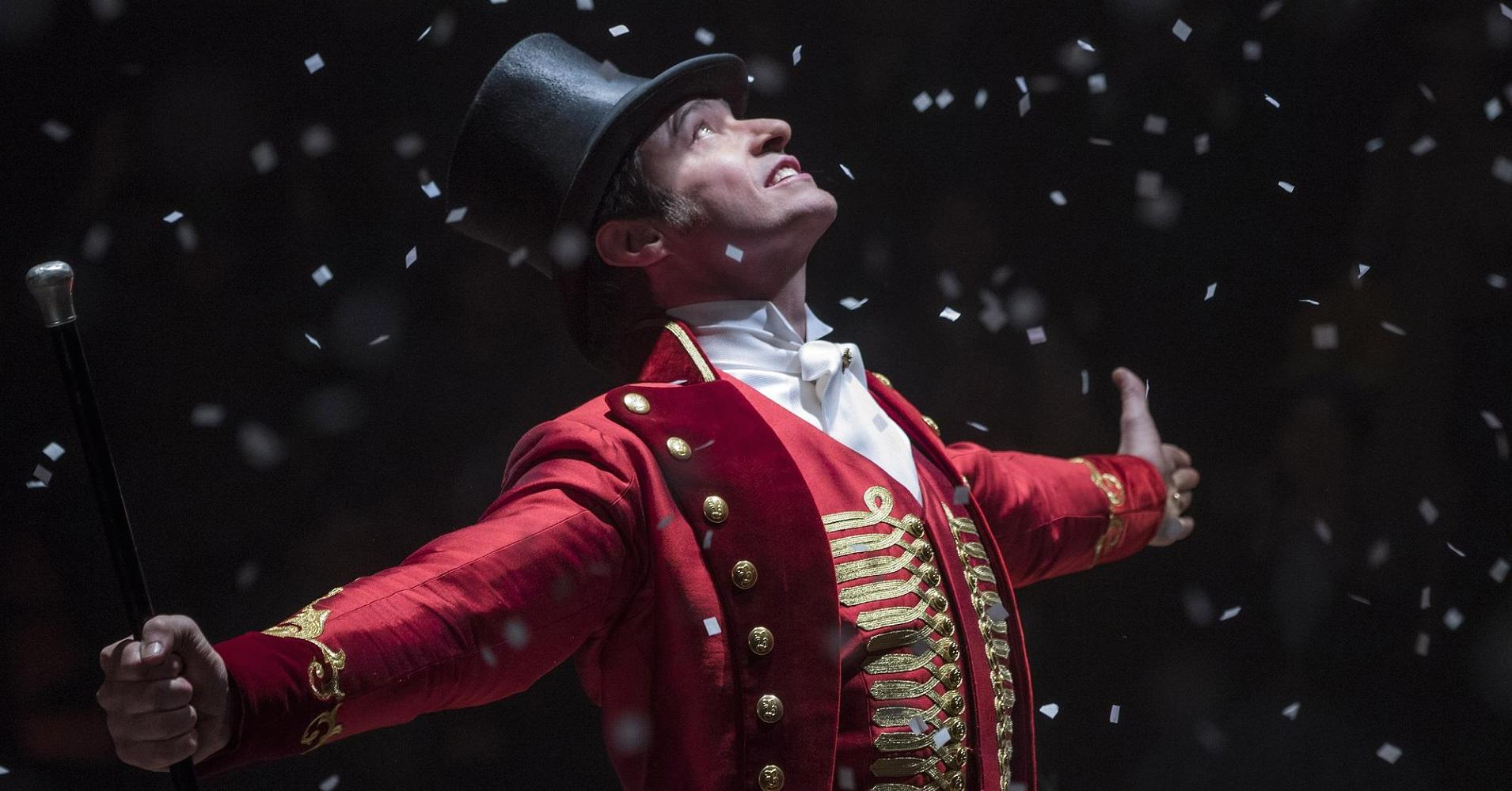 Hugh Jackman as P.T. Barnum in The Greatest Showman