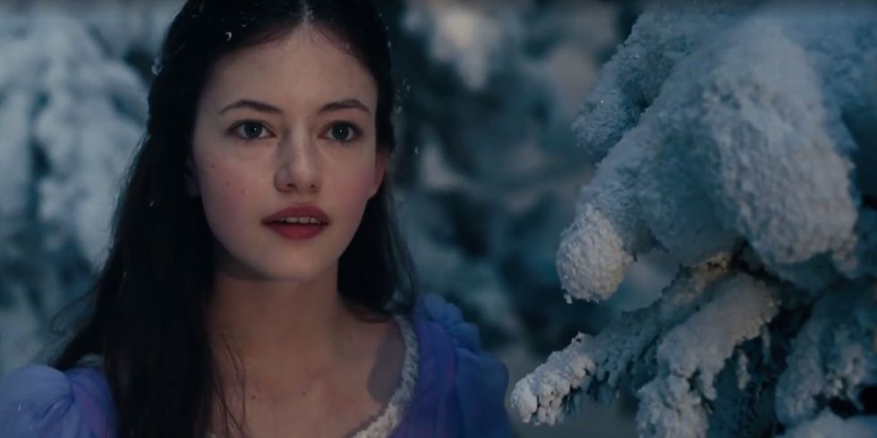 Mackenzie Foy in Nutcracker and the Four Realms