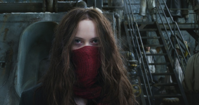 Hera Hilmer in The Mortal Engines