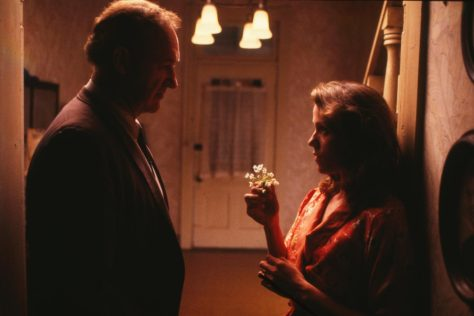 Frances McDormand and Gene Hackman in Mississippi Burning