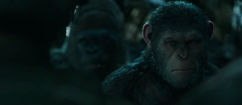 Andy Serkis as Casesar in War for the Planet of the Apes