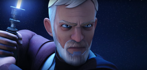 Obi-Wan Kenobi in Star Wars: Rebels