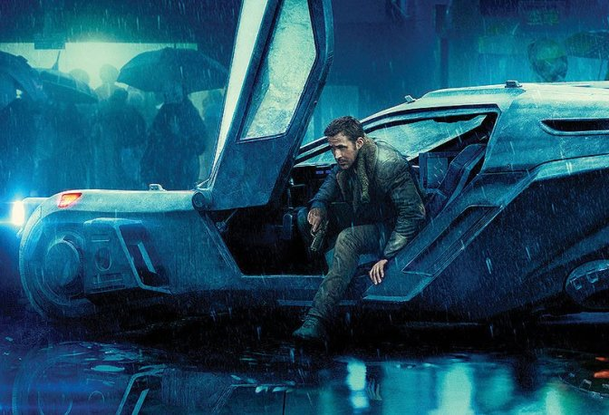 Blade Runner 2049 Blu Ray Special Features and Release Date