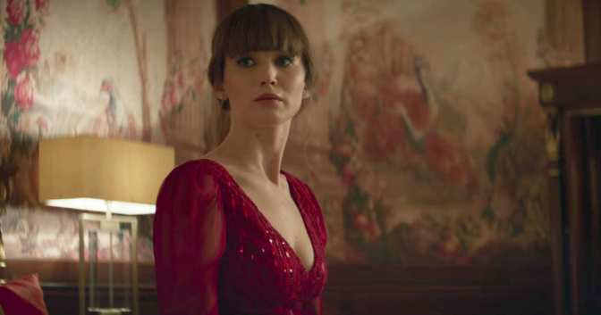 "Red Sparrow Trailer #2 (2018) ""Take Back Your Life"""