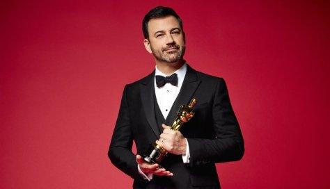 Jimmy Kimmel Hosts the 2018 Oscars