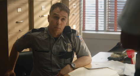 Sam Rockwell in Three Billboards Outside Ebbing Missori