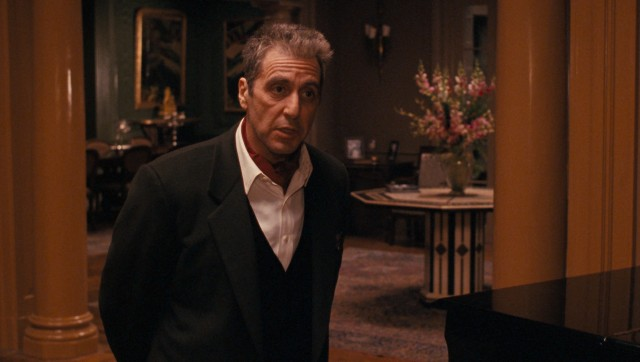 Al Pacino in The Godfather Part III