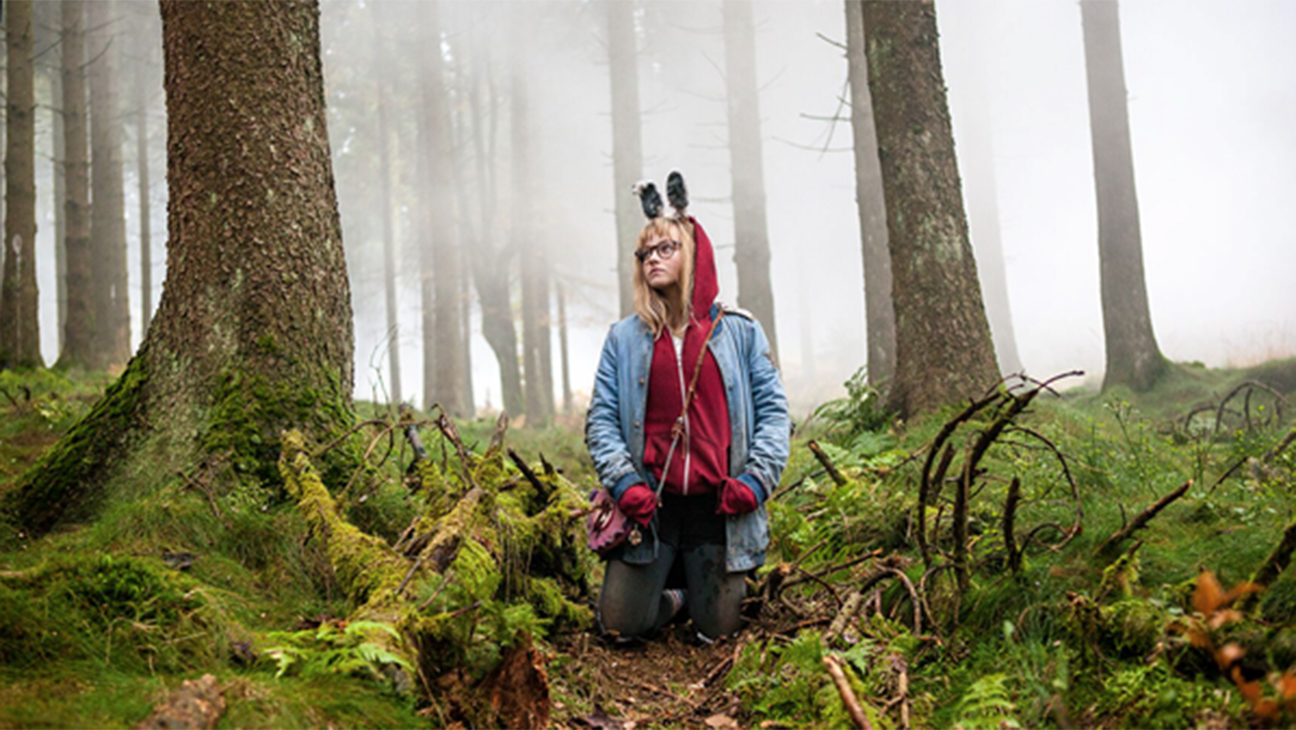 Jennifer Ehle in I Kill Giants