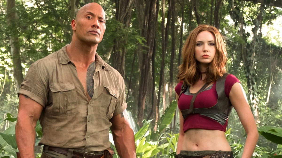 Jumanji: Welcome To The Jungle Blu Ray Release Date and Special Features