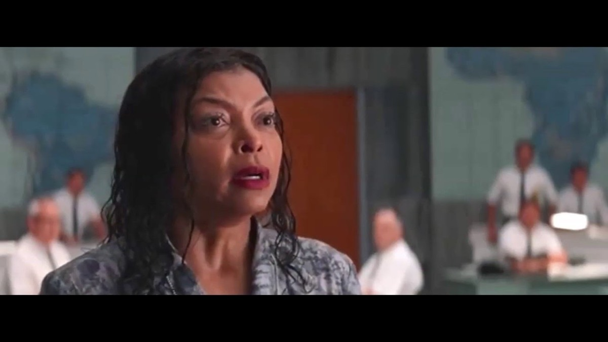 "My Favorite Scene: Hidden Figures (2016) ""The Bathroom Speech"""
