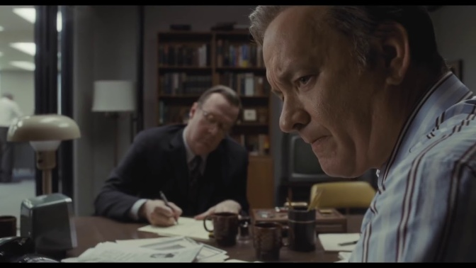 Movie Review: The Post (2017) *Spielberg Fumbles a Golden Opportunity*