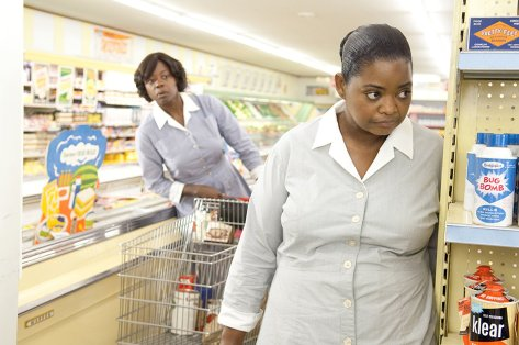 Octavia Spencer and Viola Davis in The Help