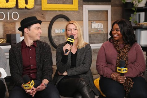 Jim Parsons, Claire Danes, and Octavia Spencer in A Kid Like Jake