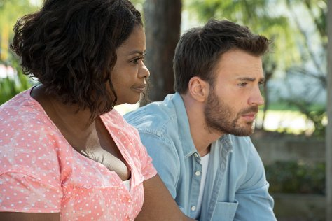 Octavia Spencer and Chris Evans in Gifted