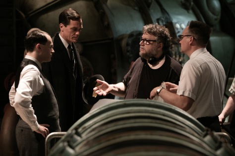 Guillermo del Toro in The Shape of Water