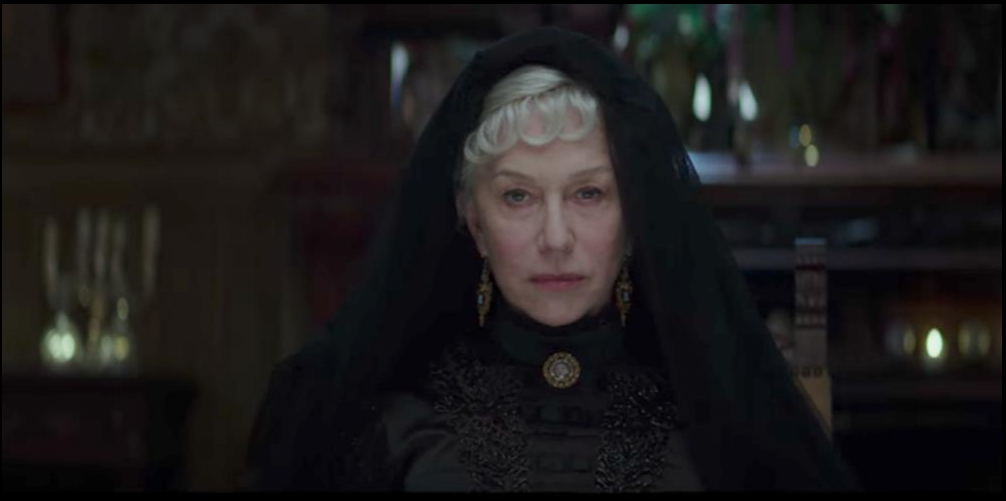 Helen Mirren in Winchester
