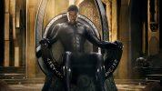 Chadwick Boseman in Black Panther