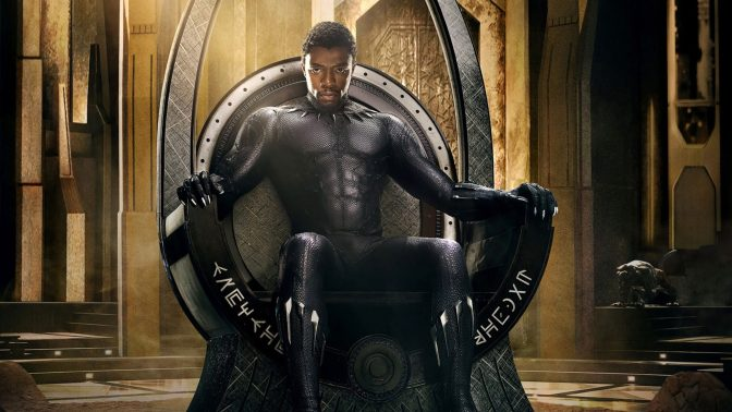 In Theaters This Week (2/16/2018): Black Panther, Early Man