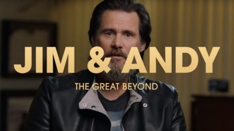 Jim Carrey in Jim and Andy