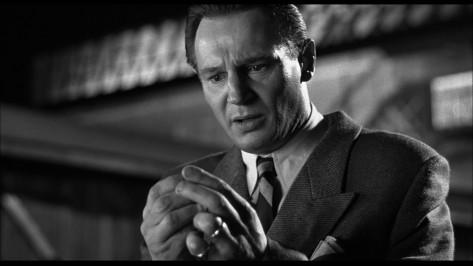 Liam Neeson in Schindler's List