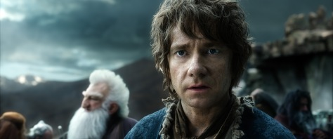 Martin Freeman in The Hobbit: The Battle of the Five Armies