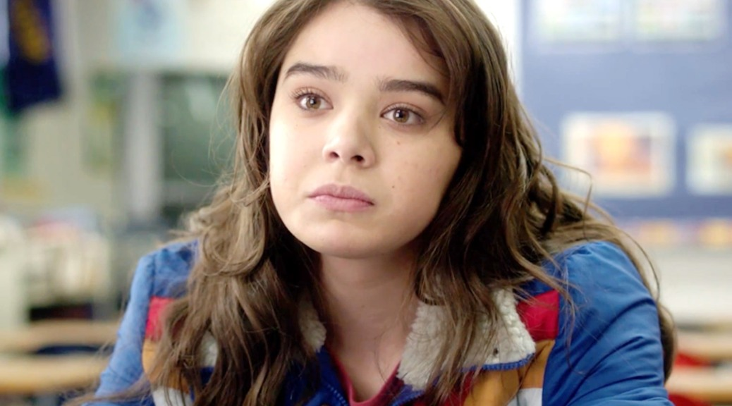 Hailee Steinfeld in Edge of Seventeen